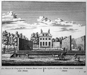 Gravure Rhijngeest, 1732