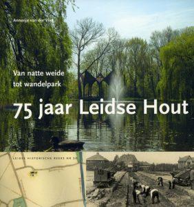 boek 75 jaar Leidse Hout